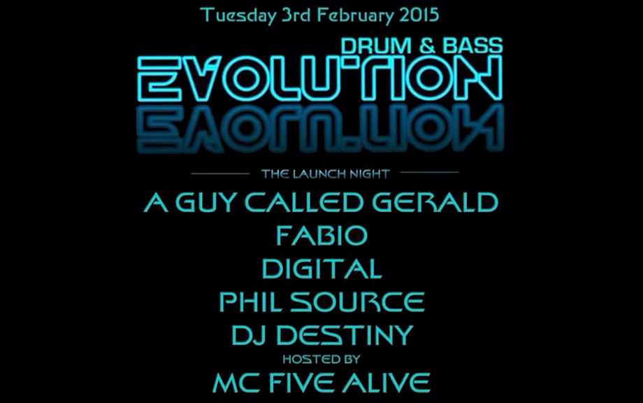 Evolution flyer feb 15