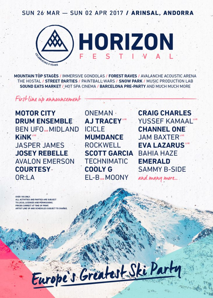 horizon-first-line-up-release