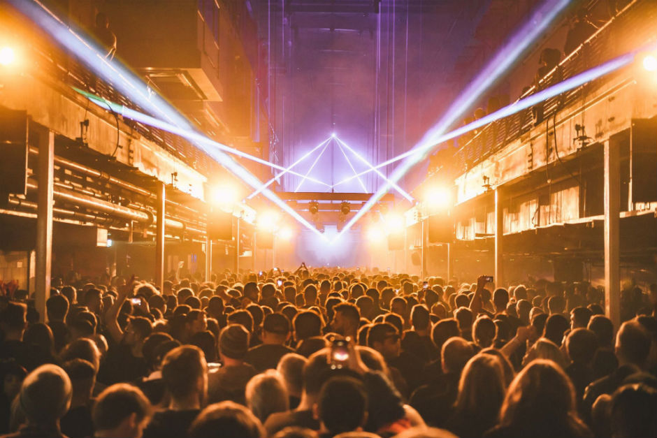 harvey's discotheque at printworks