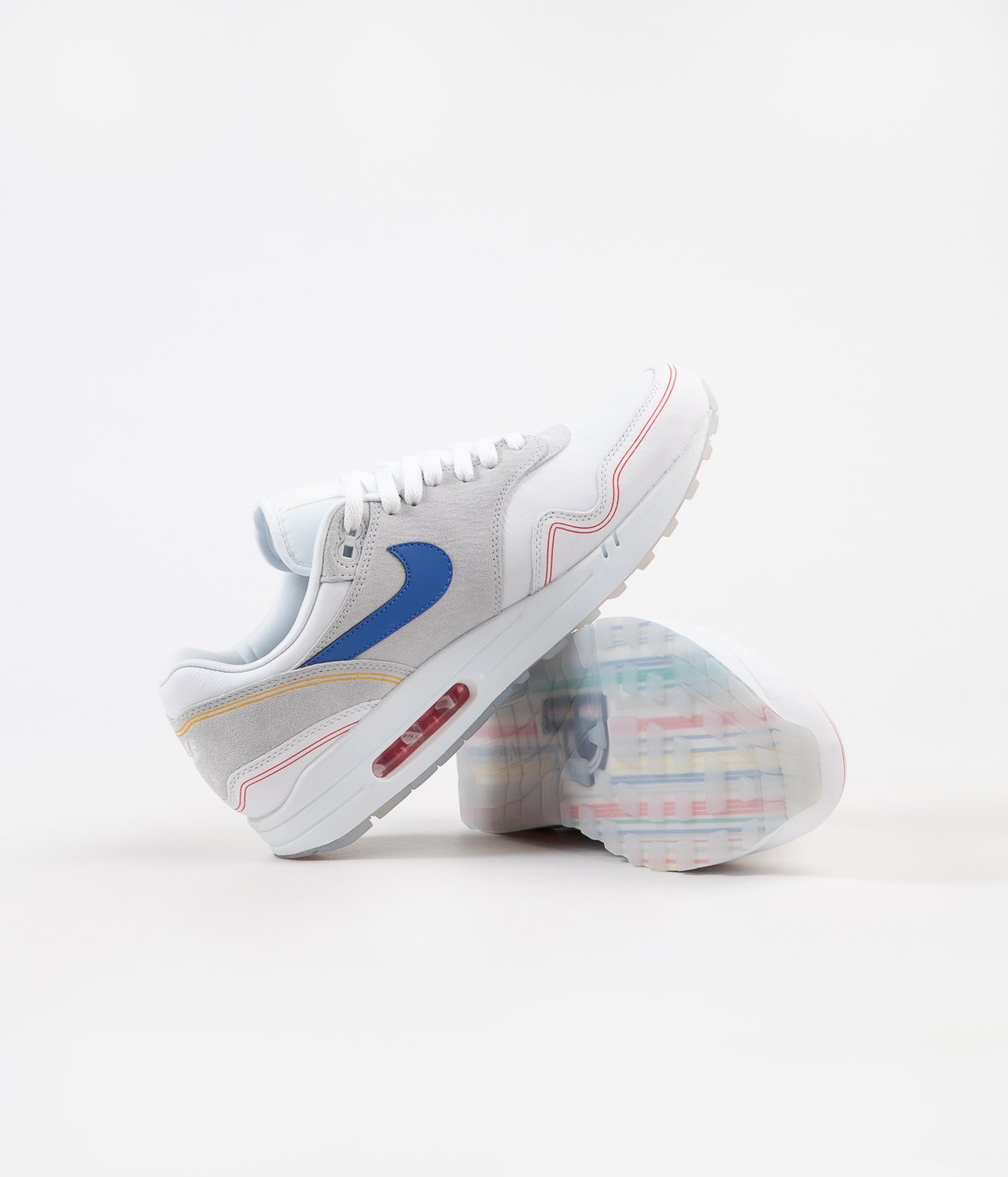 "93f7ec5a1da12 Crepe check – Air Max 1 Pompidou Pack – ""By Day"" 