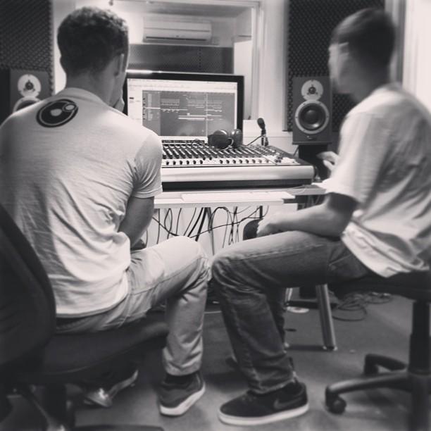 Tephra & Arkoze studio shot