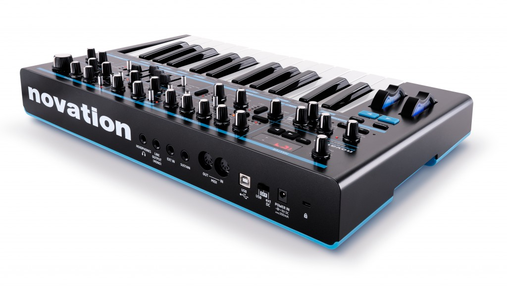 Novation base station