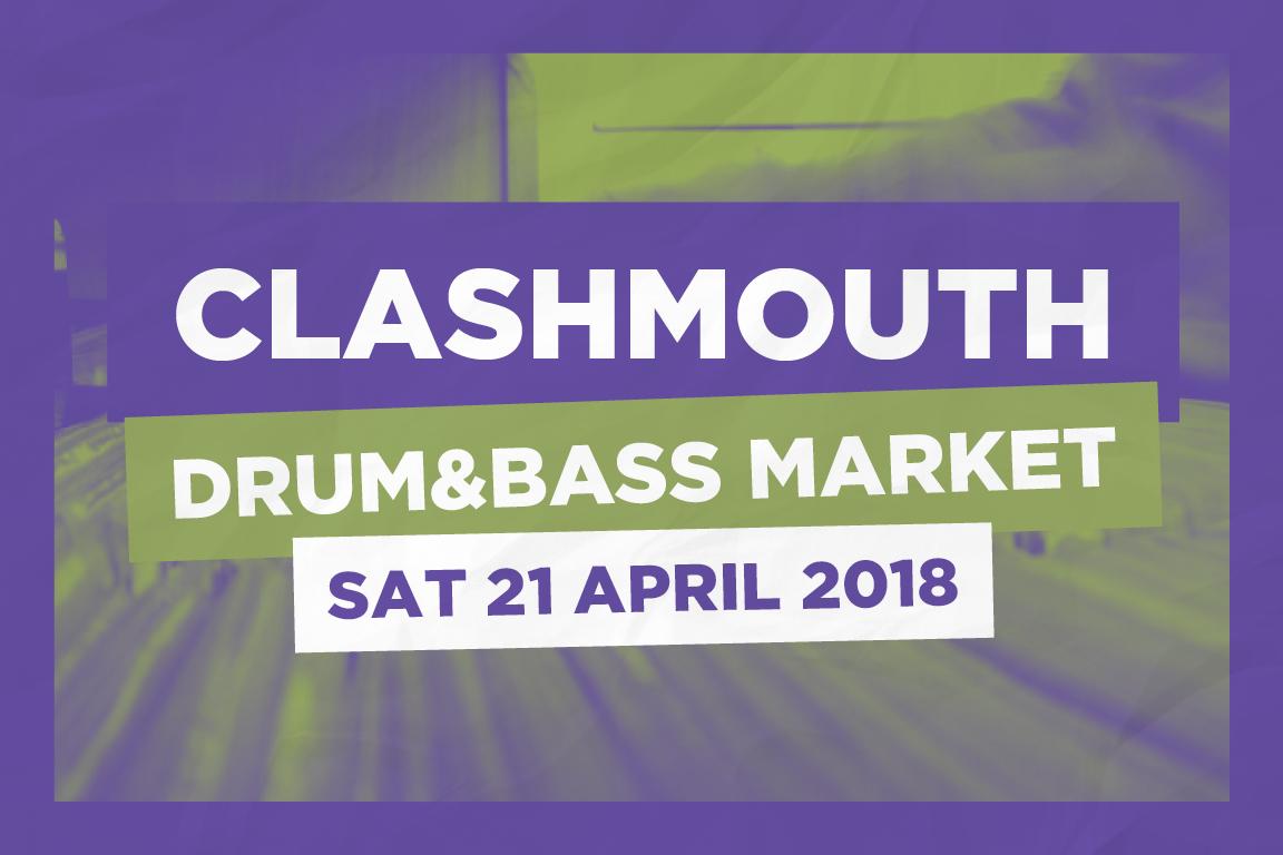 Clashmouth Label Market logo