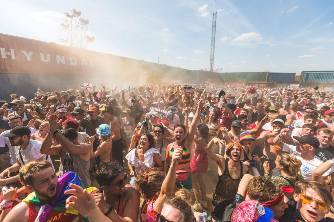 Farr Festival 2018 england game