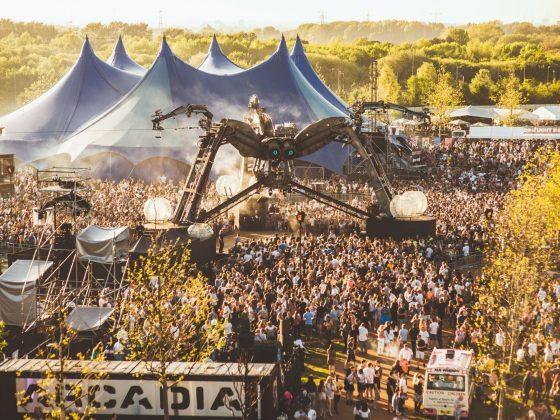 Arcadia London Spider