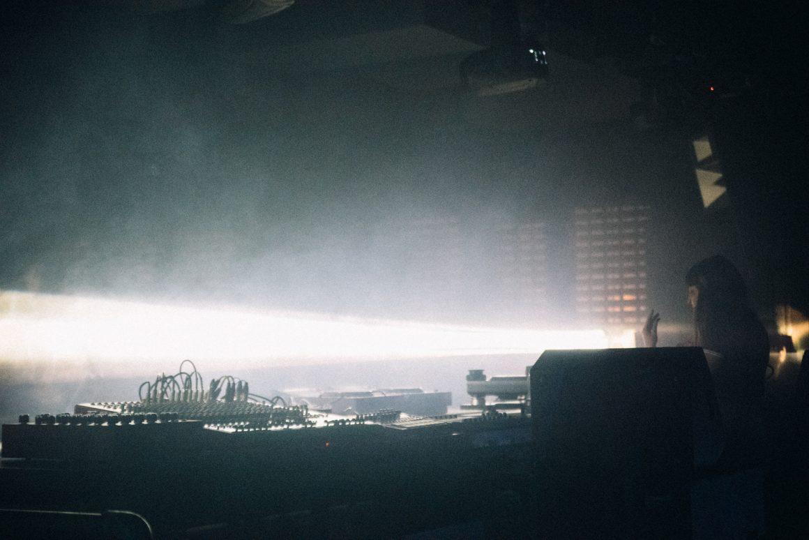 FOLD Nightclub LDN Inside